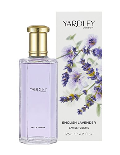 Yardley London, English Lavender, Eau de Toilette da donna, 125 ml