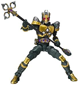 "Bandai Tamashii Nations S.H. Figuarts Kamen Rider Leangle ""Kamen Rider Blade"" Action Figure"