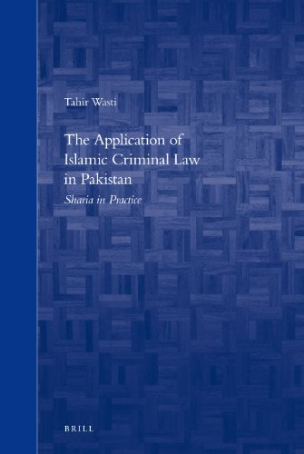 The Application of Islamic Criminal Law in Pakistan (Brill's Arab and Islamic Laws Series)