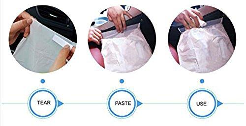 ASSIS Car Trash Bag Leakproof