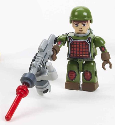 G.I. JOE Kre-O COBRA Flash Mini Figure Kreon - 1
