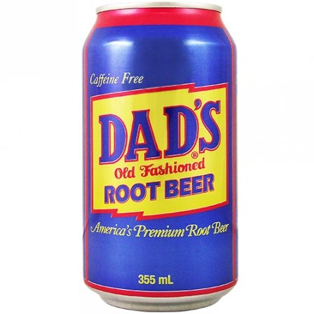 Dad's Root Beer (355m) x 24