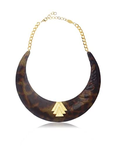 A.V. MAX Tortoise Collar Necklace
