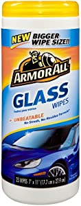 Armor All Glass Wipes 25 wipes by Armor All