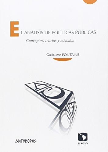 El Análisis De Políticas Públicas (Cuadernos A. Temas de Innovación Social)
