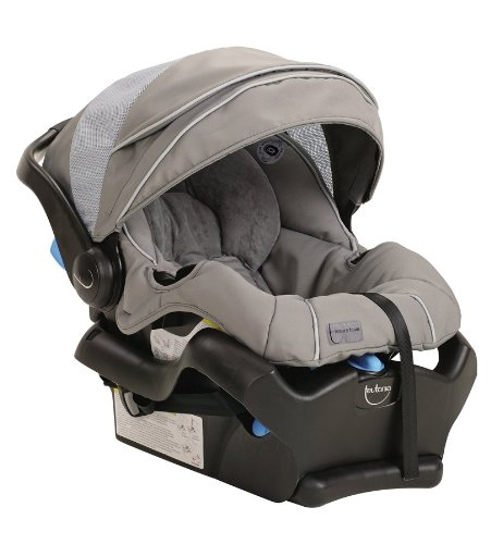 Teutonia T Tario 35 Infant Car Seat Sterling Silver