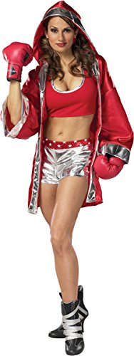 Morris Costumes women Adult Knock Out Costume