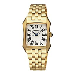 Seiko Analog White Dial Womens Watch - SXGP22P1