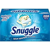 Snuggle Blue Sparkle(200 Sheets)