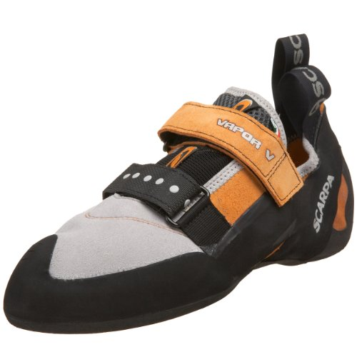Scarpa Vapor V Climbing Series,light Orange,36.5 M EU /4 2/3 M US Men / 5 2/3 M US Women