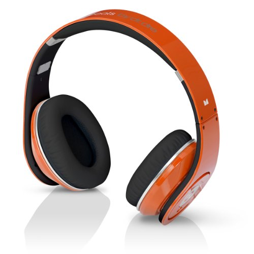 Monster Beats by Dr. Dre Studio High-Definition Headphones - Orange