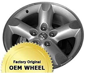 DODGE RAM 1500 20×9 5 SPOKE Factory Oem Wheel Rim- SILVER – Remanufactured