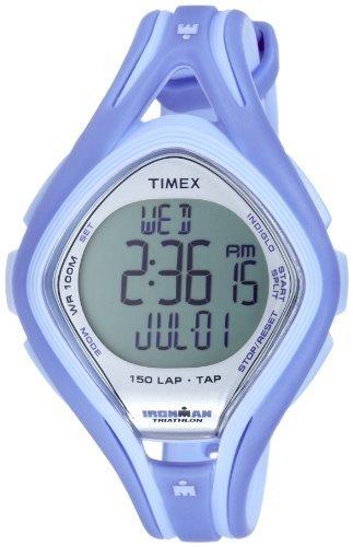 Timex T5K287 Men's IRONMAN 150-Lap TAP Screen Sleek Watch