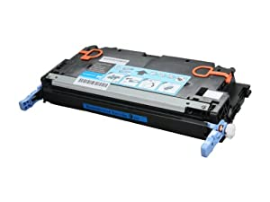 Rosewill RTCA-Q6471A Cyan Toner Compatible with HP Color LaserJet 3600, 3600dn, 3600n