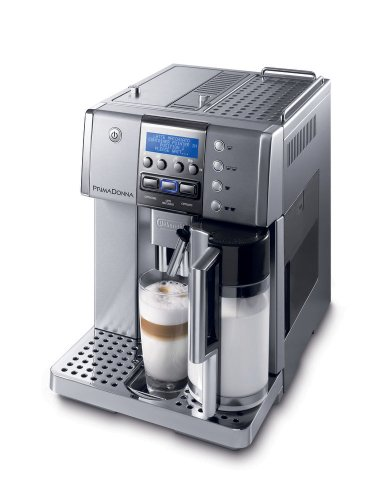 DeLonghi ESAM6620 Gran Dama Super Automatic Beverage Center with Automatic Cappuccino