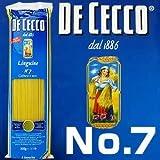 ディチェコ (DE CECCO) No.7 リングイネ 500g