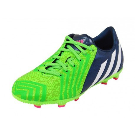 Adidas Predator Absolado Instinct TRX FG Kids Grün-Blau