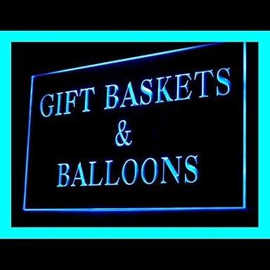 Gift Baskets Balloons Advertising Led Light Sign