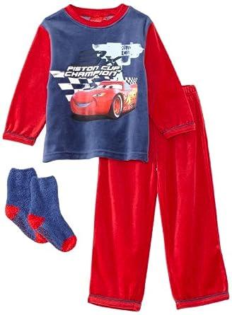 Disney Cars Boy's Pyjama Set, Red, 8 Years