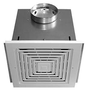 500 cfm ceiling mount ventilator 120 vol built in - Commercial grade bathroom exhaust fans ...