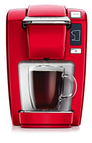 Keurig 119419 K15 Coffee Maker, Chili Red (Red K Cup Coffee Maker compare prices)