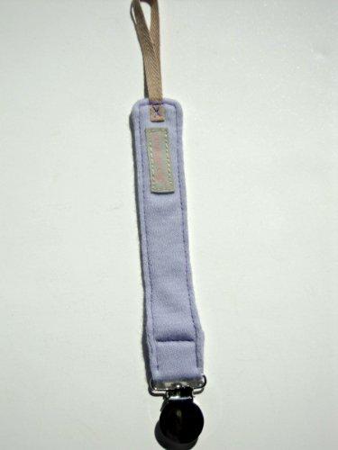 Lilac Cashmere Universal Pacifier Clip