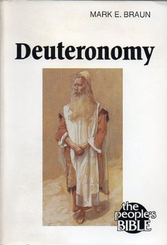 Title: Deuteronomy The peoples Bible