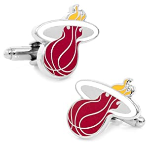NBA Miami Heat Cufflinks