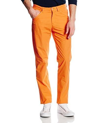 CONTE OF FLORENCE Pantalone [Arancione]