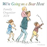 We're Going On A Bear Hunt - 16 Month 2014 Calendar - 30x30cm