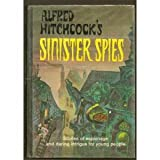 img - for Alfred Hitchcock's Sinister Spies book / textbook / text book