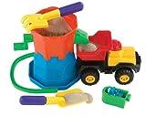 International Playthings Sandmill Dump Truck Set