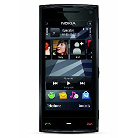 41zxxR71G%2BL. SL500 AA280  Nokia X6 Unlocked GSM Phone   $350 + free ship