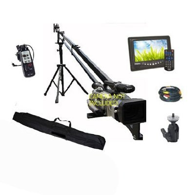 Indy Jib 12 feet Camera Crane Production Package