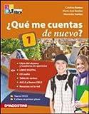¿Qué me cuentas de nuevo? Libro del alumno-Cuaderno de ejercicios. Con espansione online. Con 2 CD Audio. Per le Scuole superiori.