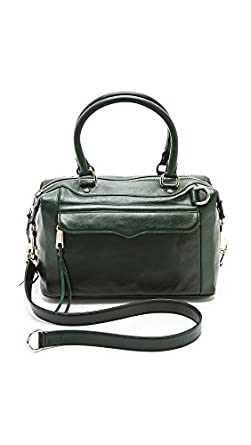 Rebecca Minkoff Women's MAB Mini Satchel, Hunter, One Size