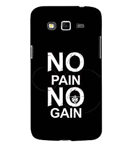 Life Quote 3D Hard Polycarbonate Designer Back Case Cover for Samsung Galaxy Grand I9082 :: Samsung Galaxy Grand Z I9082Z