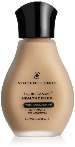 VINCENT LONGO Liquid Canvas Healthy Fluid Soft Matte Foundation