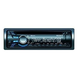 Sony MEX-BT3100U Autoradios 208 W Bluetooth, En Façade