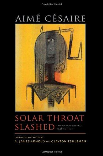Solar Throat Slashed: The Unexpurgated 1948 Edition...
