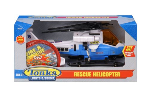 Buy Tonka Lights & Sound Rescue Helicopter