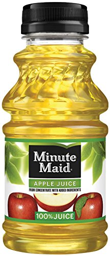 Minute Maid Juice, Apple, 10 Ounce (Pack of 24) (Minute Maid Juices compare prices)