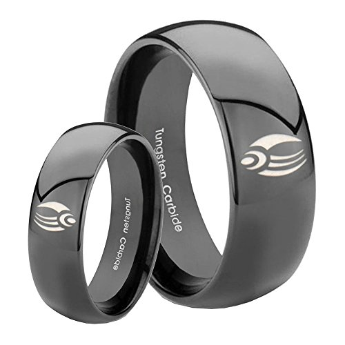 star trek wedding rings - Star Trek Wedding Ring