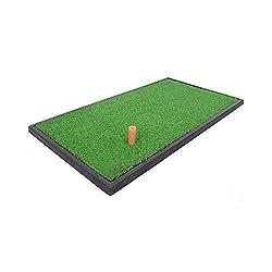 Golfoy Single Surface Golf Practice / Hitting Mat