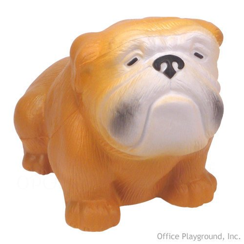 Bulldog Stress Toy