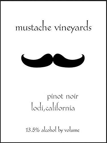 Mustache Vineyards Pinot Noir 750 Ml