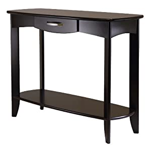 Winsome Wood Danica Console Table