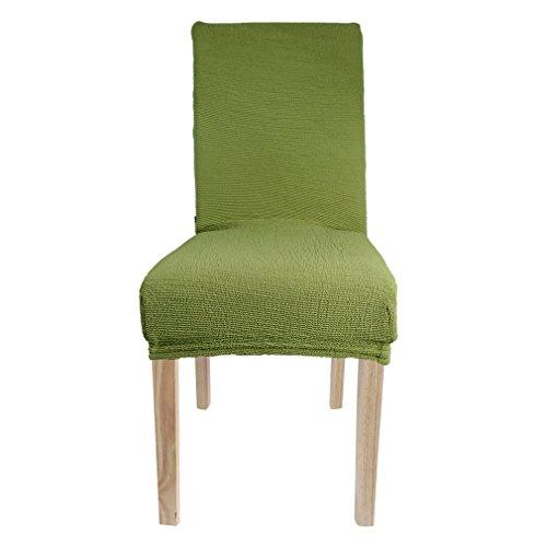 Auralum 椅子カバー 座椅子カバー チェアカバー 洗える3色 ライトグリーン