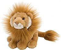 Wild Republic Lion Plush, Stuffed Animal, Plush Toy, Gifts For Kids, Cuddlekins 12 Inches