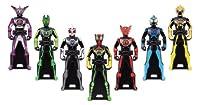 Ranger Key Series Ranger Key Set Kamen Rider OOO [JAPAN] by Bandai